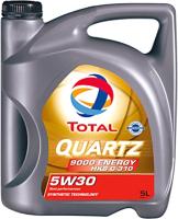 Моторное масло Total Quartz 9000 Energy HKS 5W30 / 213800 (5л) -