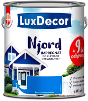 Антисептик для древесины LuxDecor Njord Безоблачное небо (750мл) -