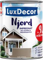 Антисептик для древесины LuxDecor Njord Стадо северных оленей (750мл) -