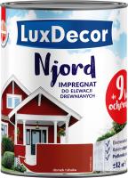 Антисептик для древесины LuxDecor Njord Рыбацкий дом (750мл) -