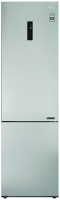 Холодильник с морозильником LG GA-B509CAQZ -