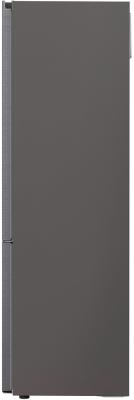 Холодильник с морозильником LG GA-B509CLWL