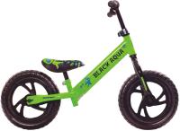 Беговел Black Aqua 122 12 KG122 (зеленый) -