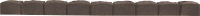 Бордюр садовый Orlix Roman Stone EU5000064 (коричневый) -