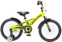 Детский велосипед Black Aqua Velorun 16 KG1619 (лимонный) -