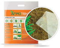 Укрывной материал Агротекс 30 UV 3.2x200м -