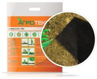 Укрывной материал Агротекс Перфорированная мульча 60 UV 1.6x10м -