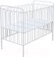 Детская кроватка Polini Kids Vintage 150 (белый) -