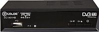 Тюнер цифрового телевидения D-Color DC1401HD -