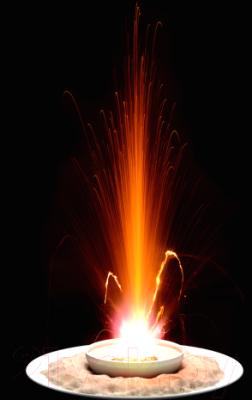 Игровой автомат огненная горелка