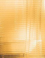 Шторка-занавеска для ванны Savol S-3D O (желтый) -
