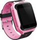 Умные часы детские Smart Baby Watch GW11 (розовый) -