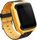Умные часы детские Smart Baby Watch GW11 (желтый) -