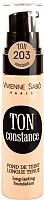Тональный крем Vivienne Sabo Ton Constance тон 203 (золотисто-бежевый) -