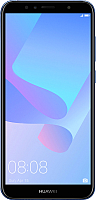 Смартфон Huawei Y6 Prime 2018 (синий) -