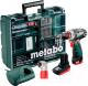 Профессиональная дрель-шуруповерт Metabo PowerMaxx BS Quick Pro (600157880) -