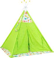 Детский вигвам Polini Kids Жираф (зеленый) -