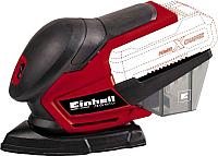 Дельтавидная шлифовальная машина Einhell X-Change TE-OS 18/1 Li-Solo (4460713) -