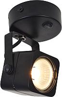 Спот Arte Lamp Lente A1314AP-1BK -