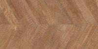 Плитка Ibero Ceramicas Chevron Artwood Nut Rec-Bis (600x1200) -