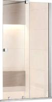 Стеклянная шторка для ванны RGW SC-46 / 06114610-11 (хром/прозрачное стекло) -