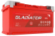 Автомобильный аккумулятор Gladiator EFB R+ (110 А/ч) -