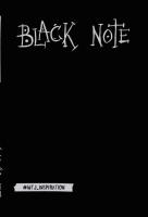 Записная книжка Эксмо Black Note / 9785699899005 -