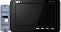 Видеодомофон CTV DP1704MD (черный) -