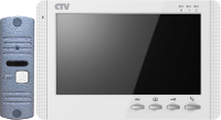 Видеодомофон CTV DP1704MD (белый) -