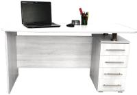 Письменный стол Тэкс Грета-15 (белый) -