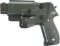 Пистолет страйкбольный GALAXY G.26+ пружинный (6мм) -