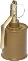 Макет гранаты No Brand Граната учебно-тренировочная РГ-42 / 80039 -