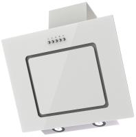 Вытяжка декоративная Krona Kirsa 600 / 00020285 (белый/белое стекло) -