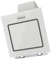 Вытяжка декоративная Krona Kirsa 500 / 00020289 (белый/белое стекло) -