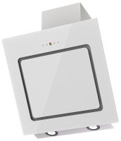 Вытяжка декоративная Krona Kirsa 500 Sensor / 00020290 (белый/белое стекло) -