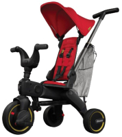 Детский велосипед Simple Parenting Doona Liki Trike S3 (Flame Red) -