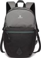 Школьный рюкзак Sun Eight SE-APS-5025 (серый/черный) -