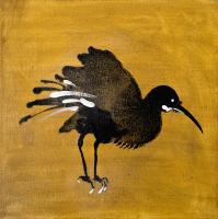 Авторская картина ХO-Gallery Птица 18 / АГ–2020–001 (А. Галенко) -