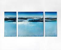 Авторская картина ХO-Gallery Океан / АГ–2020–009 (А. Галенко) -