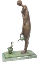 Скульптура ХO-Gallery Цветочница / ОС–2020–005 (О. Орсик) -