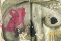 Авторская картина ХO-Gallery Почему лягушка не стала теплокровным животным / ЛГ–2020–002 (Л. Гиль) -