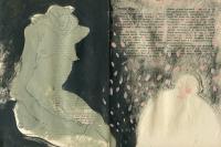 Авторская картина ХO-Gallery Морские губки / ЛГ–2020–007 (Л. Гиль) -