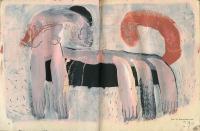 Авторская картина ХO-Gallery Коралловый риф / ЛГ–2020–008 (Л. Гиль) -