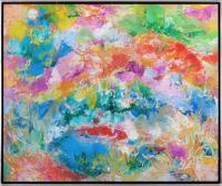 Авторская картина ХO-Gallery Море весны моей / НЧ–2020–005 (Н. Черноголова) -