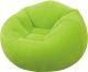 Надувное кресло Intex 68569NP (зеленый) -
