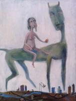 Авторская картина ХO-Gallery Ева / ИТ–2020–010 (И. Тарасова) -