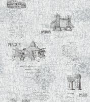 Бумажные обои Белобои Вояж С1-МО к-10 -