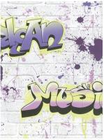 Бумажные обои Белобои Граффити С1-МО к-4 -