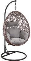 Кресло подвесное Седия Bounty (коричневый/серо-бежевый) -