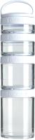 Набор ланч-боксов Blender Bottle GoStak Tritan Starter / BB-GSTP-WHITE (белый) -